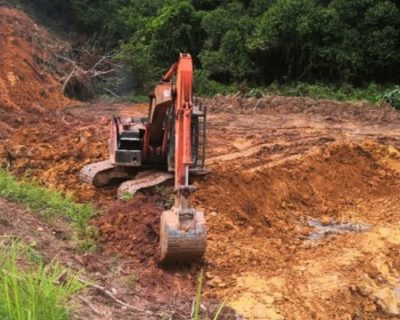 New road to link Ngungun and Jagau, in Kanowit